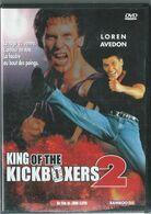 Dvd Kickboxers King 2 - Action, Aventure