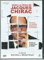 Dvd Dans La Peau De Jacques Chirac - Comedy