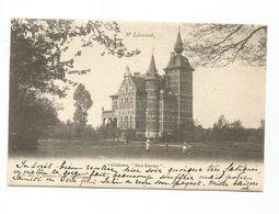 Sint-Lenaarts Brecht : Uitg. Hoelen N° 337 Chateau  Den Eester - Brecht
