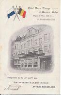 Blankenberghe - Hôtel Beau Rivage & Bavaro Belge (102-103 Digue De Mer) - Blankenberge