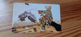 Phonecard Germany K 990 08.93. Schulze's Clown, 9.000 Ex MINT - Deutschland