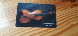 Phonecard Germany K 623 12.92. Violin, 2.000 Ex MINT - Deutschland