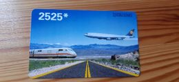 Phonecard Germany K 894 03.93. Train, Airplane, 4.000 Ex MINT - Deutschland