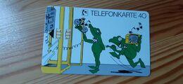 Phonecard Germany K 519 10.91. Frog, 3.000 Ex MINT - Deutschland
