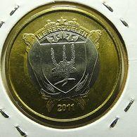 ILe Kerguelen 500 Francs 2011 - Monedas