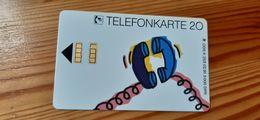 Phonecard Germany K 253 02.91. Marvelous Card, 3.000 Ex MINT - Deutschland