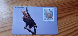 Phonecard Germany K 095 04.93. Bird, Stamp, 3.000 Ex MINT - Deutschland