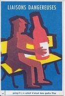 PUB  ANTI ALCOOLISME . - Health