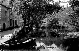 Ruffec * La Charente Au Moulin De Reffousson - Ruffec