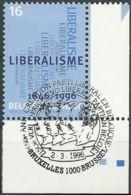 BELGIEN 1996 Mi-Nr. 2680 O Used - Aus Abo - Belgium