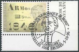 BELGIEN 1996 Mi-Nr. 2717 O Used - Aus Abo - Belgium