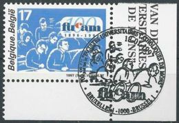 BELGIEN 1997 Mi-Nr. 2733 O Used - Aus Abo - Belgium