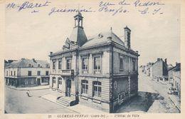 GUEMENE-PENFAO (Loire-Atlantique): L'Hôtel De Ville - Guémené-Penfao