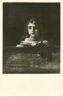 Rembrandt - Portrait Van Titus Van Rijn - Museum Boymans - Rotterdam - Paintings