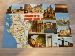 DEPARTEMENT CHARENTE-MARITIME  - MULTIVUES - - La Rochelle