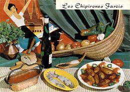 Recette Les Chipirones Farcis (Calmar) Emilie Bernard N°100 - Ricette Di Cucina