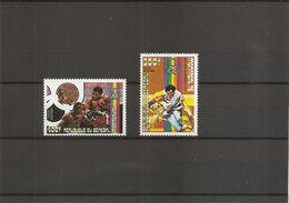 JO De Montréal -1976 ( PA 152/153 XXX -MNH- Du Sénégal) - Estate 1976: Montreal