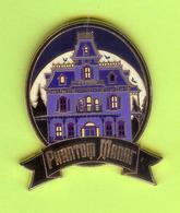 Pin's BD Disney Phantom Manor - 8AA10 - Disney