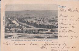 Namur - Vue Panoramique De Namur Prise Du Haut De La Citadelle - Namur