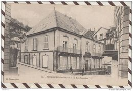 4AF1484 PLOMBIERES LE BAIN STANISLAS  2 SCANS - Plombieres Les Bains