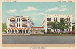 MIAMI BEACH , Florida , 30-40s ; Nemo Hotel - Miami Beach