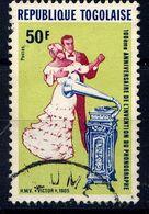 TOGO - N° 934* -  CENTENAIRE DU PHONOGRAPHE - Togo (1960-...)