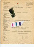 LIEGE / CROIX ROUGE / SECOURS AUX ENFANTS / - Historical Documents