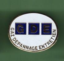 GDE *** GAZ DEPANNAGE ENTRETIEN *** 0030 (7-2) - EDF GDF