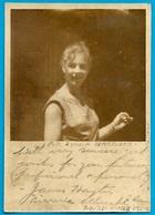 PHOTO Photographie Femme Identifiée (milieu De La Danse) - Personnes Identifiées