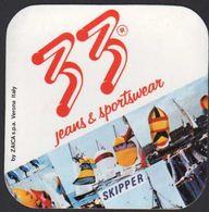 Stikers 33 Jeans Sportswear Skipper Zaica Verona Sailing Voile FAS00068 - Sammelbilder, Sticker