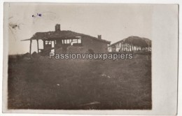 CARTE PHOTO ALLEMANDE CERNAY En DORMOIS ? 1916 FERME De BAYON ? - 5  (Ville Sur Tourbe?) - Other Municipalities