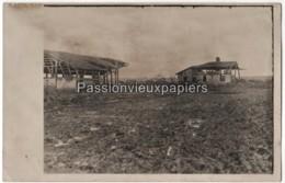 CARTE PHOTO ALLEMANDE CERNAY En DORMOIS  1916 FERME De BAYON - 2 - Other Municipalities