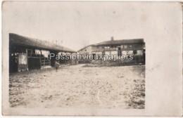 CARTE PHOTO ALLEMANDE CERNAY En DORMOIS  1915 FERME De BAYON - 1 - Other Municipalities
