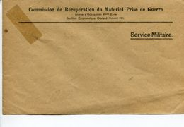 MILITARIA / SERVICE MILITAIRE / ARMEE / GUERRE - Historical Documents