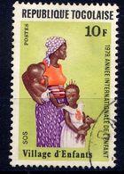 TOGO - N° 955° -  ANNÉE INTERNATIONALE DE L'ENFANT - Togo (1960-...)