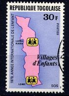 TOGO - N° 959° - ANNÉE INTERNATIONALE DE L'ENFANT - Togo (1960-...)