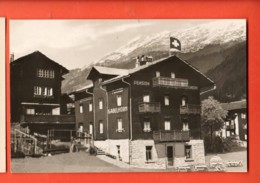 AA-26 Zermatt Hotel Pension Gabelhorn . Siehe Rückseite. - VS Valais