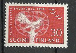 FINLAND FINNLAND 1960 Michel 521 MNH - Finland
