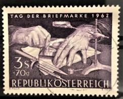 AUSTRIA 1962 - Canceled - ANK 1158 - Tag Der Briefmarke 1962 - 1961-70 Used
