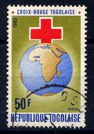 TOGO - N° 985° - CROIX ROUGE TOGOLAISE - Togo (1960-...)