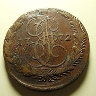 Russia 5 Kopeks 1772 - Rusland