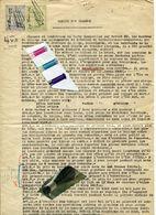 BASSE MEUSE / HERMALLE SOUS ARGENTEAU / HERSTAL / FERMIER / BETAIL / - Historical Documents