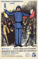 Elections Législatives 1932 Liste N° 5 Parti Liberal - Parteien & Wahlen