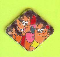 Pin's BD Disney Gus & Jaq Souris (Cendrillon) - 10RR10 - Disney