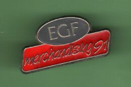 EGF *** MERCHANDISING 91 *** 0030 (7-2) - Badges