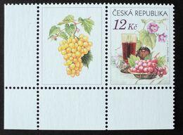 2006 Czech Republic Mnh - Uva Raisin Grape Traube Vino Vin Wine Vendange Vintage Viticultura Vigne Vinho - - Ongebruikt