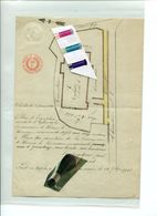 BASSE MEUSE / HEURE LE ROMAIN / EGLISE / PLAN - Historical Documents