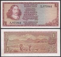 Südafrika - South Africa 1 Rand (1973) Pick 115a VF (3)  (25556 - Altri – Africa
