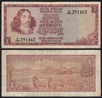 Südafrika - South Africa 1 Rand (1975) Pick 115b F (4)  (25557 - Altri – Africa