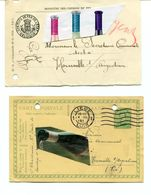 BASSE MEUSE / HERMALLE SOUS ARGENTEAU / LOT DE CARTES POSTALES / CHEMIN DE FER / OUGREE / LIEGE - Historical Documents